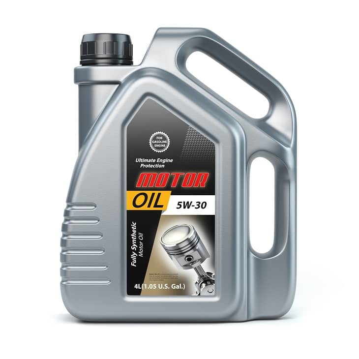 Synthetic Oil Type