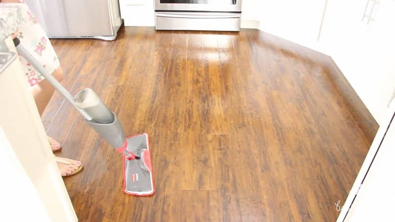 How to Clean Hardwood Floor