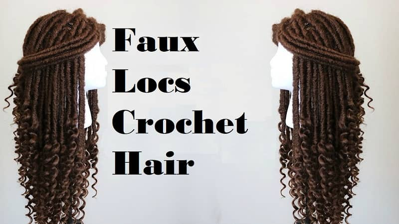 Best Faux Locs Crochet Hair